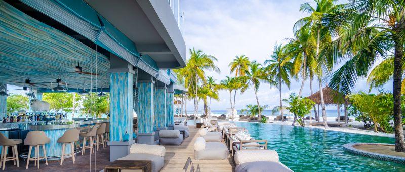 Hotel-Neueröffnung Finolhu Maldives