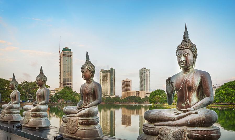 Panorama zwischen Tradition und Moderne