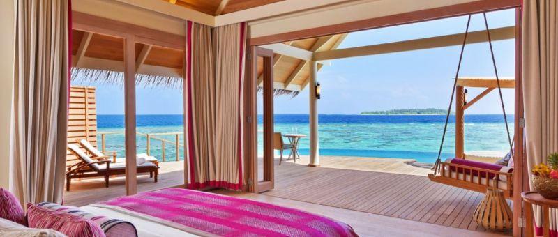Hotel-Neueröffnung Milaidhoo Island Maldives
