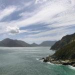 Dieses Panorama erwartet Sie auf dem Weg zum Cape Point