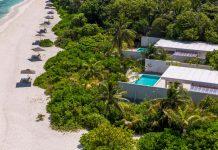 Luxushotel Malediven Amilla Fushi bei Landmark buchen